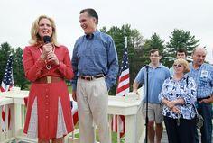 Ann Romney - Romney Hosts Labor Day Pancake Breakfast In New Hampshire