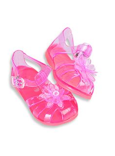 girls coloured jellies (small fit)
