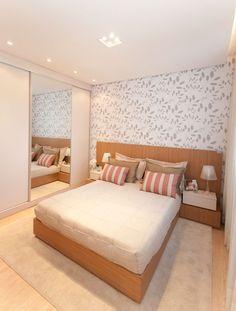 Quarto Casal empreendimento Vista Park #SP / Vista Park Master Bedroom