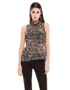 8fe4fb7d47ae Forever 21 Animal Print Shirts, Dress Codes, Ukraine, Forever 21, Ecuador,