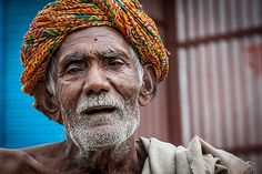 #30 People Faces: Old indian wisdom... Ranakpur Village   India http://www.flickr.com/photos/travelife/12249004616/ © Daniele Romeo Photographer https://www.facebook.com/PeopleFaces