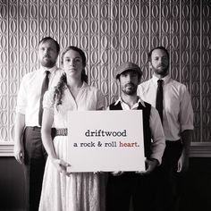 Driftwood - A Rock & Roll Heart Cover