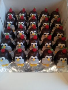 Leuke Pinguins traktatie # pinguins# traktaties # Doetinchem