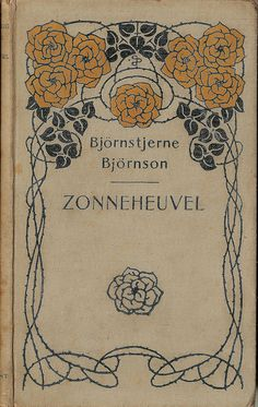 s. Band ontwerp cover design Einband Entwurf Jan Sluijters 1881 - 1957 | Flickr - Photo Sharing!