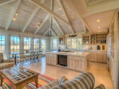 Estate with Dock, Pool and Guest House, Osterville MA Single Family Home - Cape Cod Real Estate
