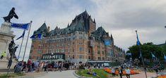 מזרח קנדה – קוויבק סיטי – התחלה מופלאה בקסם של עיר – על טיולים ומה שביניהם Street View