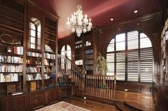 Library with Loft - pic 2 of 2