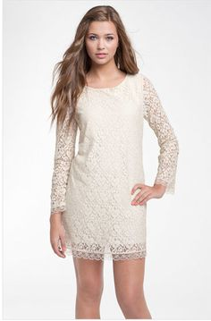 This would have been a perfect Confirmation dress but now I'm Older I want it for Easter :)