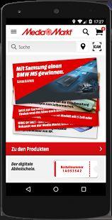 Media Markt Deutschland – Miniaturansicht des Screenshots