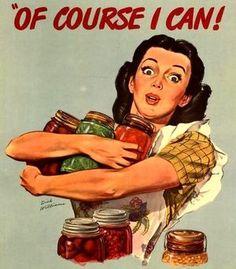 Canning...