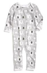 Nordstrom Baby Print Romper (Baby)