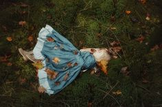 Fairytales Come To Life In Fantasy Portraits by Darja Bilyk #inspiration #photography