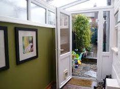Image result for lean to conservatory side return