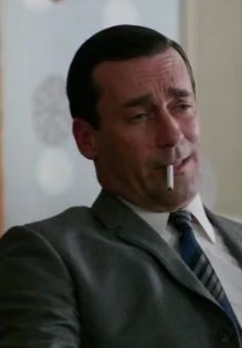the very embodiment of hope and excitement. - Don Draper