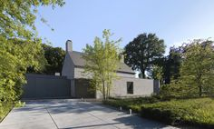 Villa Rotonda Goirle - Bedaux de Brouwer Architecten