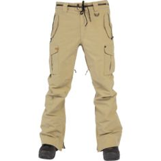 The Regular Fit Cargo Pant - Men's,Snowboard Snowboard Clothing Men's Cargo Pants Men, Khaki Pants, Snowboarding Outfit, Snowboard Pants, Hiking Gear, Camping Equipment, Outdoor Gear, Clothing, Outfits