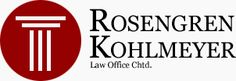 Rosengren Kohlmeyer, Law Office Chtd. is a Southern Minnesota Law Firm focusing on Criminal Defense, Family Law, Workers' Compensation & DWI. We have vast experience as past prosecuting attorneys. If you have been arrested in Fairmont, contact Rosengren, Kohlmeyer Law Office immediately.