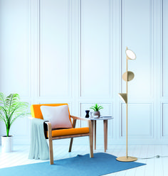 Orchid http://www.axolight.it/europe/en_GB/floor-lamps/orchid-ptorchid #homedesign #interiordesign