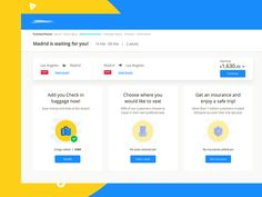 Flight Booking - Additional Products by Jason Fallas