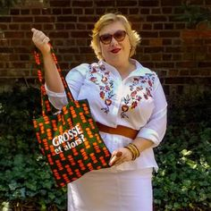 French Curves: Resort Queen | Miss Kittenheel vintage plussize retro YoursClothing embroidery boho summer ibiloba