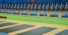 Take a group exercise class like Zumba, Yoga, Pilates and more! (Picture: Rocklin Sports Complex)