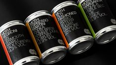 Triple Sec, Cocktails In A Can, Unusual Names, London Brands, Espresso Martini, Forever, Creating A Brand, Cold Brew, Brand Identity