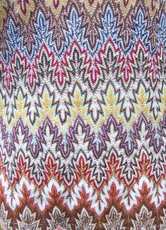 Missoni (vintage) pattern