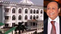 বসুন্ধরা গ্রুপের চেয়ারম্যান আহমেদ আকবর সোবহান এর বিলাসবহুল প্রাসাদ বাড়ি। Luxurious Palace of Bashundhara Group Chairman Ahmed Akbar Sobhan.