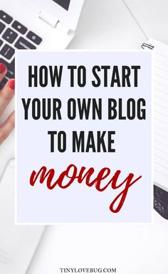 A comprehensive guide for beginners and new bloggers to starting a blog the right way to make money from it. This easy-to-follow guide will walk you through the process of setting up your blog step-by-step with pictures. You will learn about self-hosted WordPress and SiteGround as the best tools to run a money-making blog. Keep reading and start your blogging journey now. #HowToStartABlog #MakeMoneyBlogging #BloggingforBeginners. via @tiny_love_bug