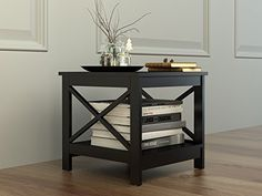 Black Finish Wooden Square Chair Side End Table with Shel... http://smile.amazon.com/dp/B01CPWSRTQ/ref=cm_sw_r_pi_dp_6O7ixb1YHYBR4