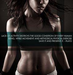 Active Body = Active Mind