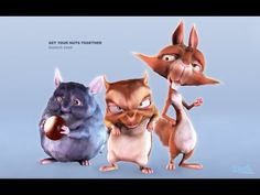 The UHD 4k Resolution version of Blender's Big Buck Bunny 3d Animated Short.