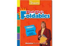 Dinah Zike's Foldables – Free eBook! Includes instructions and ways to use different foldables :-)