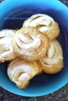Arabafelice in cucina!: I biscotti con la meringa...dentro!