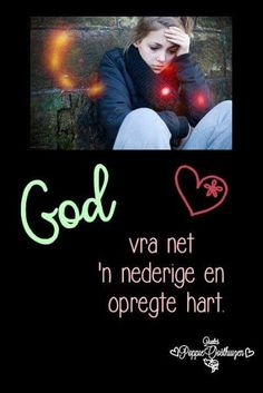 "Christelike Boodskappies: ""EK  KAN  NIE  BID  NIE!"" Download Gospel Music, Afrikaanse Quotes, Goeie More, True Words, Kos, Reading, Friends, Cards, Inspiration"