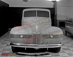 OG | 1940 Oldsmobile Series 60 Mk1 | Full-size design proposal from Harley Earl