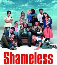 Shameless?  More like hilarious!