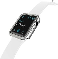 X-Doria - Defense Edge Case for 38mm Apple Watch™ - Silver/Gray, 453387