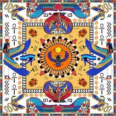 Egyptian mystery by Elmira Amirova vote for it at betafashion.com