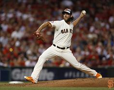 Bumgarner tosses a scoreless frame in the All-Star game.