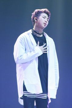 [170218-19] 2017 BTS LIVE TRILOGY EPISODE III: THE WINGS TOUR IN SEOUL Rap Monster   김남준