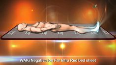 WHN001_ WAKi Negative Ion Far Infra Red Bed Sheet_ (Indo)