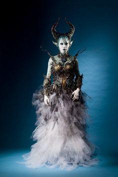 AMAZING special effects makeup done by Tomonobu Iwakura