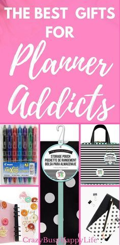 Gift guide with the ultimate roundup of planner accessories. Accessories for the Erin Condren Life Planner, the Happy Planner, scheduler, agenda, day planner (Planner Best Products) Planner Supplies, Blog Planner, Erin Condren Life Planner, Planner Ideas, Binder Planner, Craft Supplies, Office Supplies, Best Planners, Day Planners