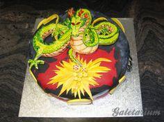 Dragon Ball Cake!!