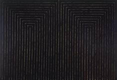 """The Marriage of Reason and Squalor, II 1959 Enamel on canvas 7'6""""x12'"""