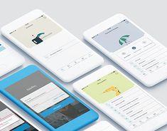 Ui Design, Graphic Design, Mobile App Design, Ui Ux, New Work, Behance, Profile, Gallery, Creative