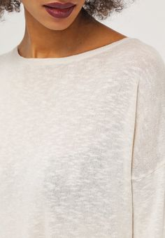 Benetton Jumper - beige for with free delivery at Zalando Benetton, Jumper, Men Sweater, Beige, Free Delivery, Best Gifts, Sweaters, Fashion, Taupe