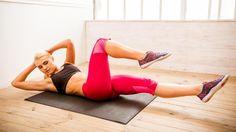 """Ein effektives Rumpftraining strafft den gesamten Körper und stärkt die Körpermitte. Wir zeigen, mit welchen kleinen Übungen Sie Großes für Ihren Körper bewirken können.""""Die Körpermitte ist an jeder Bewegung beteiligt"""", sagt Professor Kuno Hottenr..."""