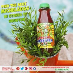 """The result of our """"hard work"""" is La Brava Michelada Mix and those who grew up with the Mexican tradition of the michelada, swear by its authentic taste. Find the best micheladas in stores of Houston"""